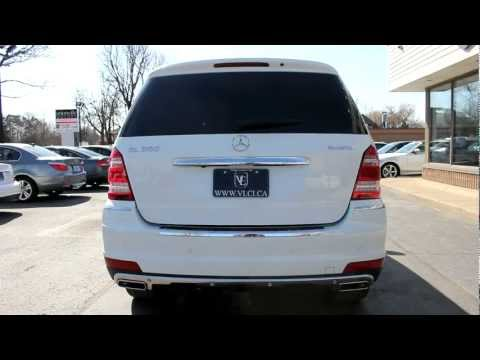 2010 Mercedes-Benz GL 350 BlueTec in review - Village Luxury Cars Toronto