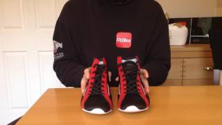 Mizuno Boxing Boots Review - YouTube