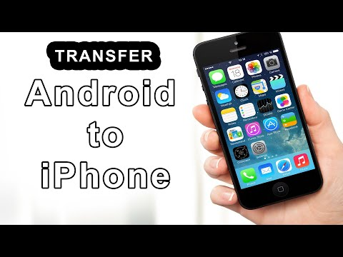 How To Transfer Files From Android To IPhone | IPhone To Android