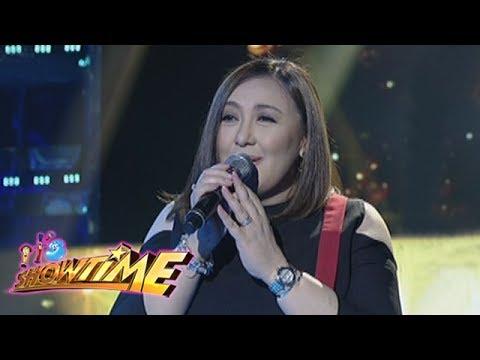 """It's Showtime: Sharon Cuneta sings """"Hanggang Dulo"""""""