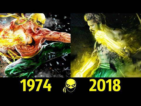 👊 Железный Кулак - Эволюция (1974 - 2018) ! Все Появления Дэнни Рэнда 💪!