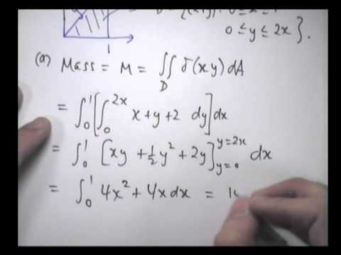 applications of multiple integrals in engineering
