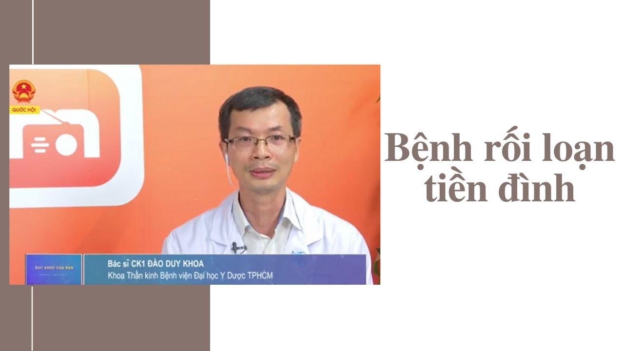 Bệnh rối loạn tiền đình | UMC | Bệnh viện Đại học Y Dược TPHCM