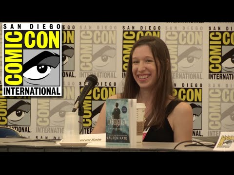 My Book is a Movie/TV Show…Now What? Panel at San Diego Comic Con 2015