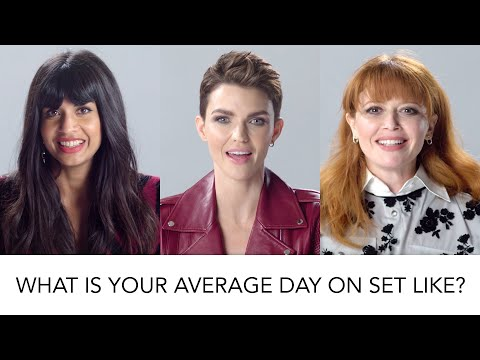 Jameela Jamil, Natasha Lyonne, and Ruby Rose Answer the Exact Same Questions | Glamour
