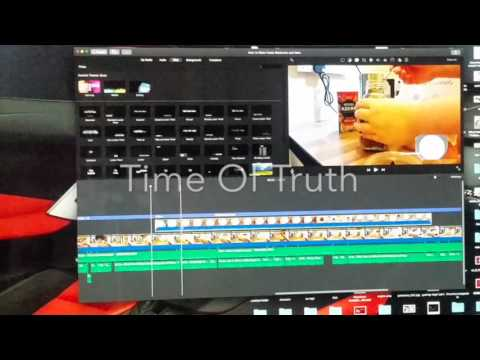 How To Do Split Screen On Imovie