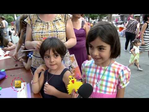 ՄԱՅՐԱՔԱՂԱՔ - TV Programm «Capital» - 11.07.2015