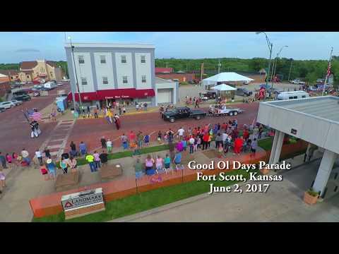 Fort Scott, Kansas Good Ol Days Parade
