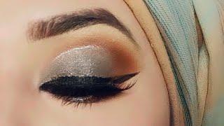 Step by Step Eye Makeup Kerny Ka Asan Tarika Urdu,Hindi Tutorial