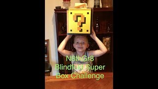N8theGr8 does the Blindfold Super Box Challenge