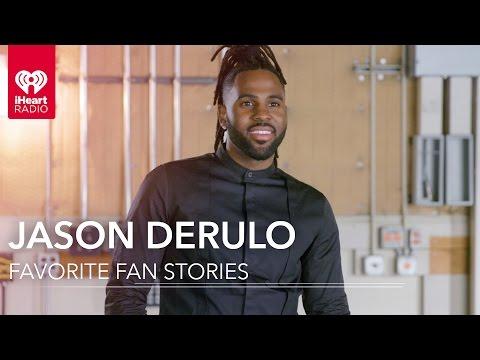 Jason Derulo's Best Fan Stories | Exclusive Interview