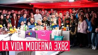 La Vida Moderna 3x82...es comerte un coño y después rellenar una ficha de cata