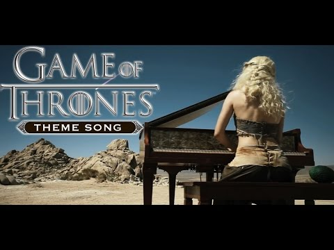 Game of Thrones Theme - Sonya Belousova (dir: Tom Grey)