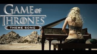 Game of Thrones Theme - Player Piano (Sonya Belousova)