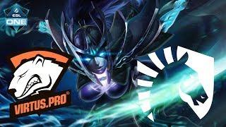 Матч за выход в полуфинал! Virtus.pro против Liquid | ESL One Major