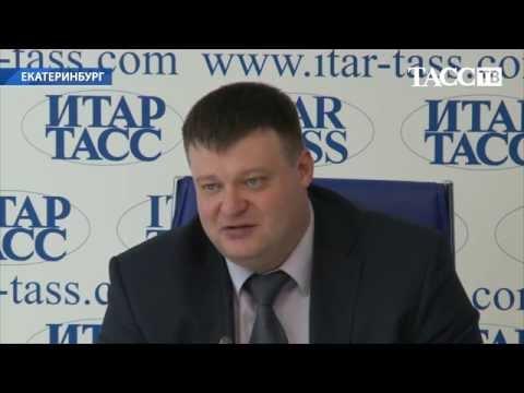 Сергей Щебекин, глава Управления Федеральной службы судебных приставов Свердловской области