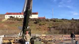 Nike Hercules Missile Site - SF 88: Nuclear Missile Launch Demonstration