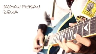 GILLAAAA!!  ROMAN PICISAN (DEWA) - SHRED GUITAR COVER BY rannegoro