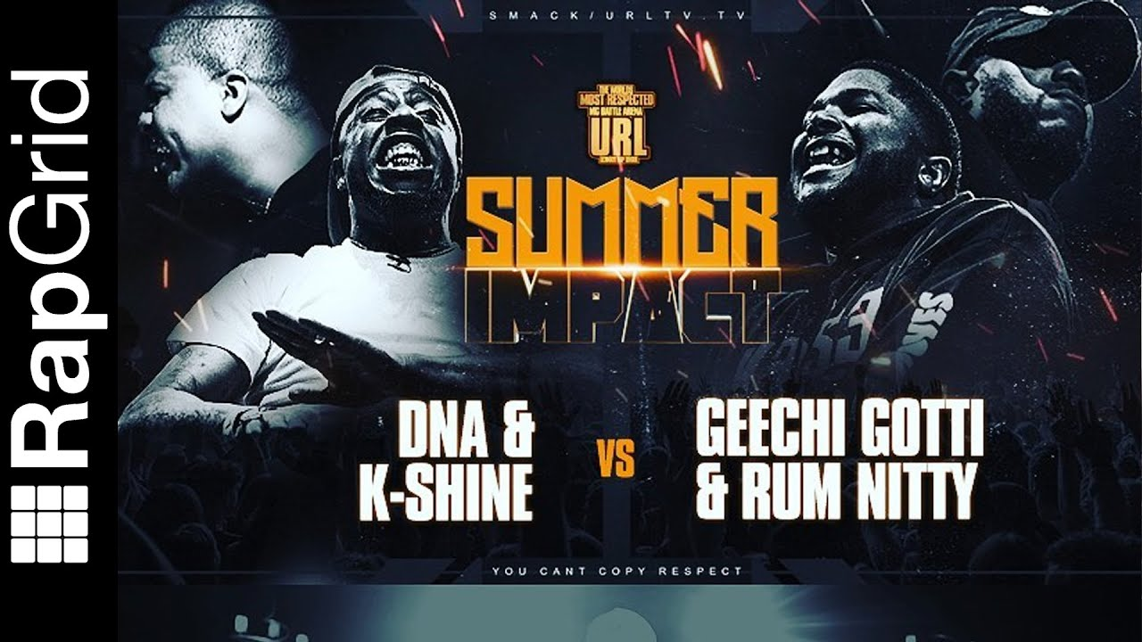 DNA/ K-SHINE VS GEECHI GOTTI/ RUM NITTY - PREDICTIONS | re