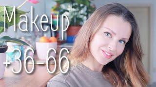 ВОЗРАСТНОЙ МАКИЯЖ +36 +46 +56 +66 / Makeup +36 +66 (KatyaWorld)