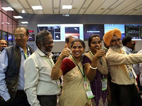 Mars Mission Opens India for Deep-space Business