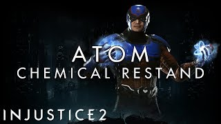 Injustice 2 - Atom - Chemical Restand