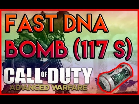 COD:AW | Fast DNA Bomb in 117 sec [by N1CK]