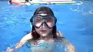 Clara la nageuse