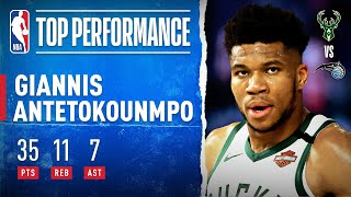Giannis' MONSTER Performance In Game 3 😤 | NBA Playoffs