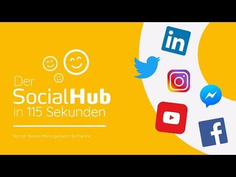 Der SocialHub in