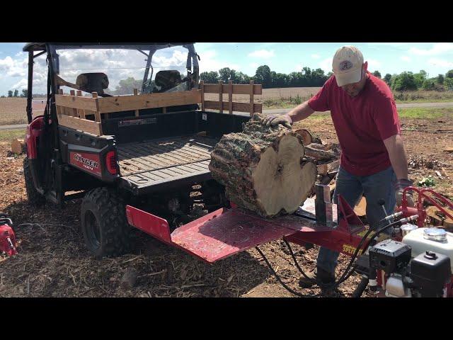 Pushing Log Lifter to the Maximum Limit!