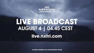COMING SOON - Isklar Norseman 2018 - LIVE