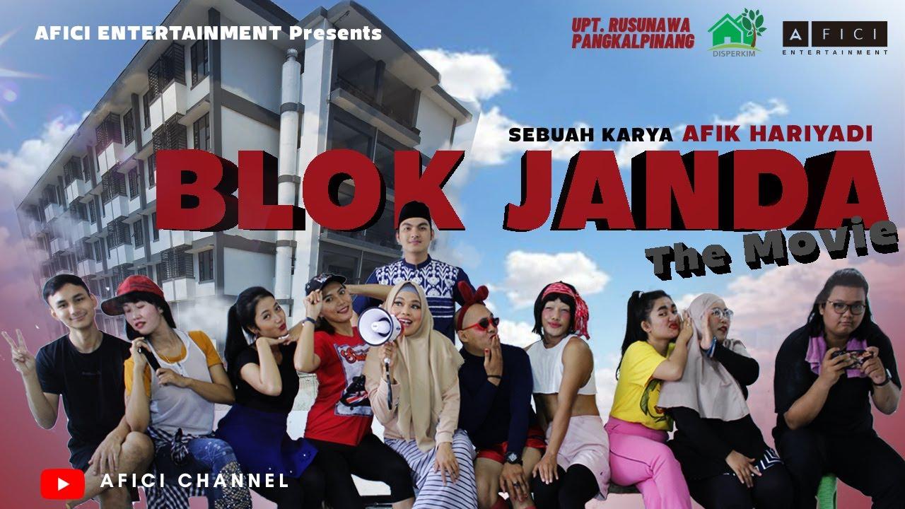 FILM KOMEDI INDONESIA 2021 - BLOK JANDA