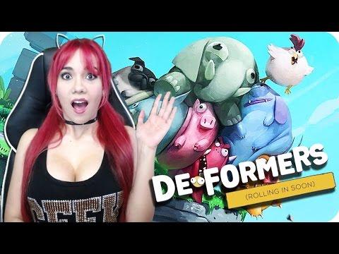 DEFORMERS HYPE!