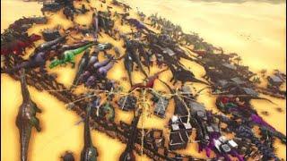 ARK PS4 - THE WIPE OF MAIN DbD SERVER 81