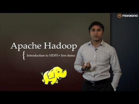 Hadoop Tutorial: Intro to HDFS
