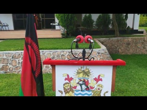 Chilima Addresses Malawi Nation | 26 April 2020