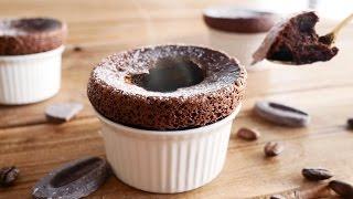 추운 겨울엔! 모카 초콜릿 수플레 만들기 | 달미인 Mocha Chocolate Souffle | Dalmiin
