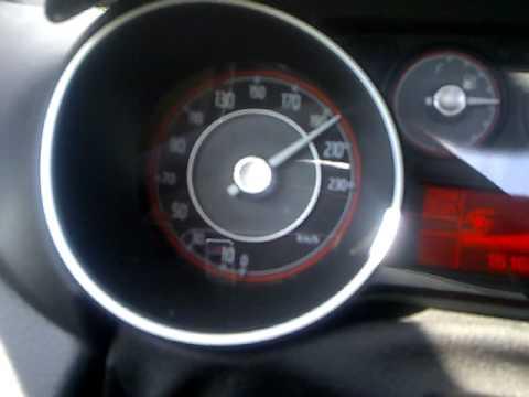 Fiat Punto Evo Multiair Turbo 1.4 16V 135 Ps 30-200km ...