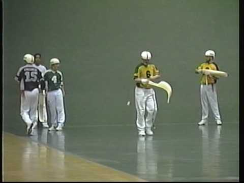 the features of the game of jai alai Jai-alai is a sport of basque origin where opposing players or teams alternate   indeed, he shows how his jai-alai system functions just like a miniature stock.