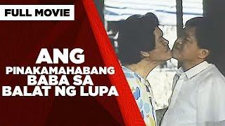 ANG PINAKAMAHABANG BABA SA BALAT NG LUPA: Babalu \u0026 Sunshine Cruz | Full Movie
