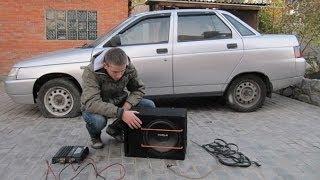 Рассказ о том Как установить (подключить) Сабвуфер в автомобиль 400w Subwoofer(Группа: http://vk.com/obzoravtotest Золото: http://vk.com/zolotokharkov Моя партнёрка: http://join.air.io/Anton2393 Как подключить динамики и..., 2013-10-21T01:59:19.000Z)