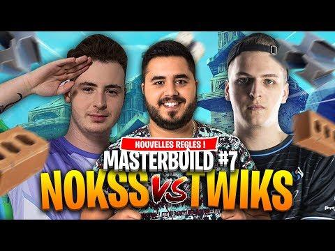 ⚡ NOKSS vs TWIKS - MASTERBUILD #7