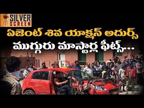 Mahesh 23 Movie Agent Shiva Making Video| Mahesh Babu ,Murugadoss,Rakul Preet
