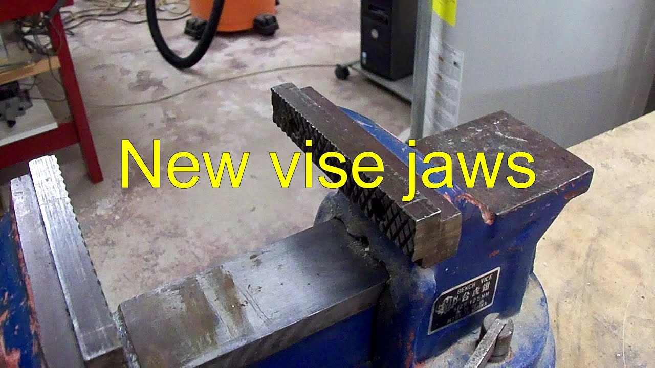 New Vise Jaws Youtube