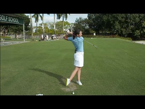 Create A Consistent Golf Swing