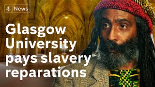 Glasgow University is first to pay slave-trade reparations