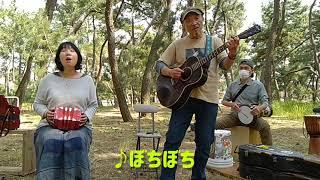 こころミュージックcafe②アイリッシュ音楽ライブ@森の美術館