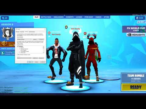 How To Fix No Sound On Fortnite (pc)