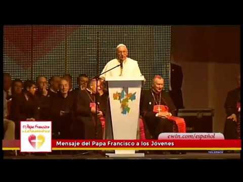 Encuentro del Papa Francisco con los Jóvenes en Paraguay